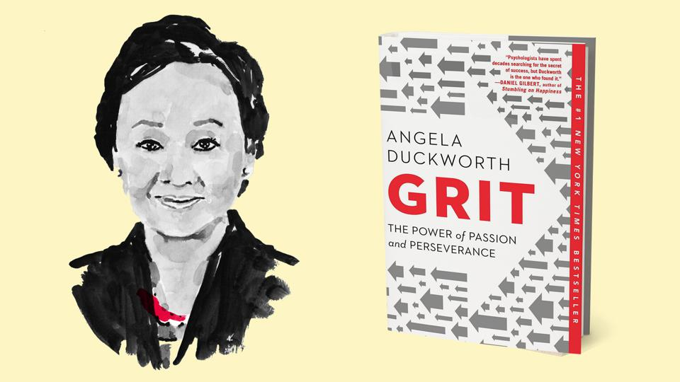Peggy Cherng Grit by Angela Duckworth book review