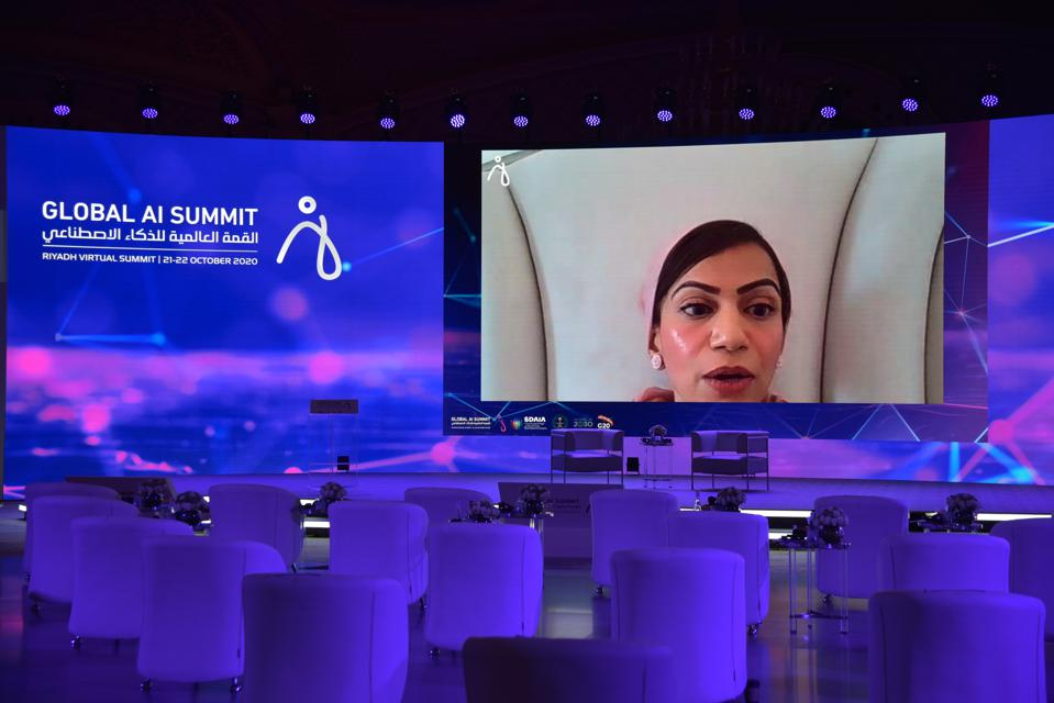 SAUDI ARABIA-RIYADH-GLOBAL AI SUMMIT
