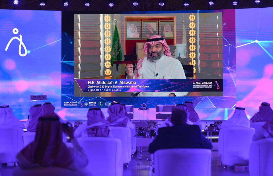 SAUDI-TECHNOLOGY-SUMMIT