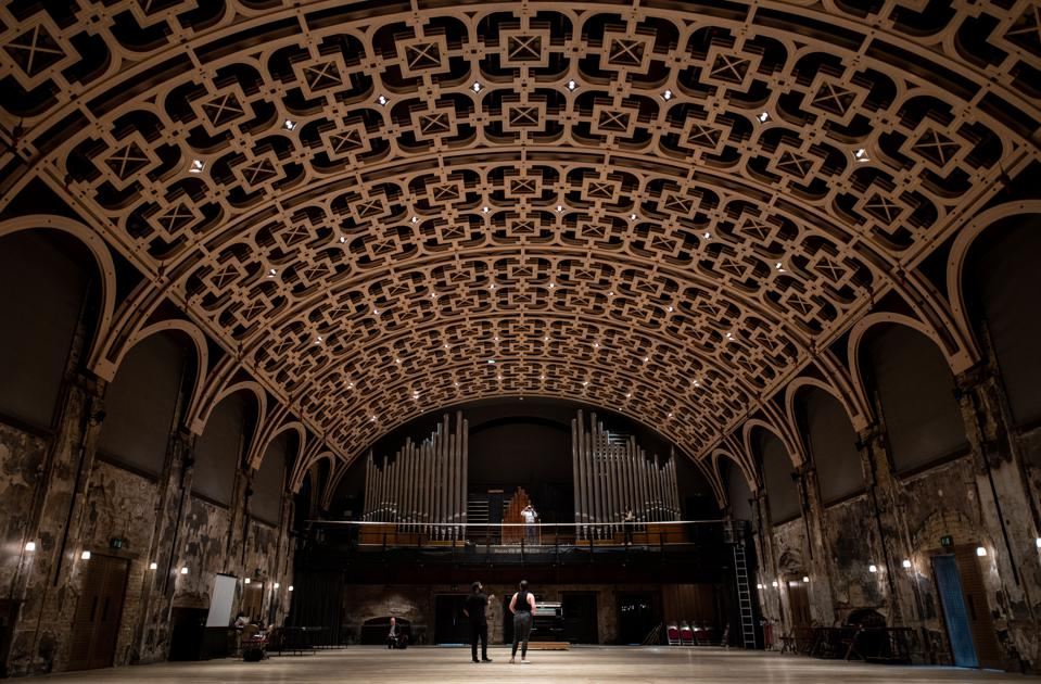 Battersea Arts Centre, Refurbished After 2015 Fire, Debuts 'Heritage Trail' Installations