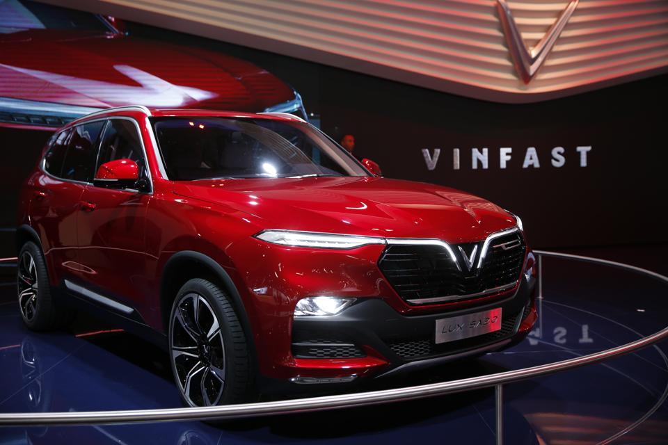 Press Preview Prior the ″Mondial De L'Automobile″ - Paris Motorshow 2018 At Porte de Versaill