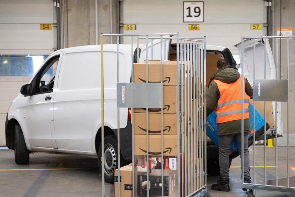 Amazon Distribution Center Saxony
