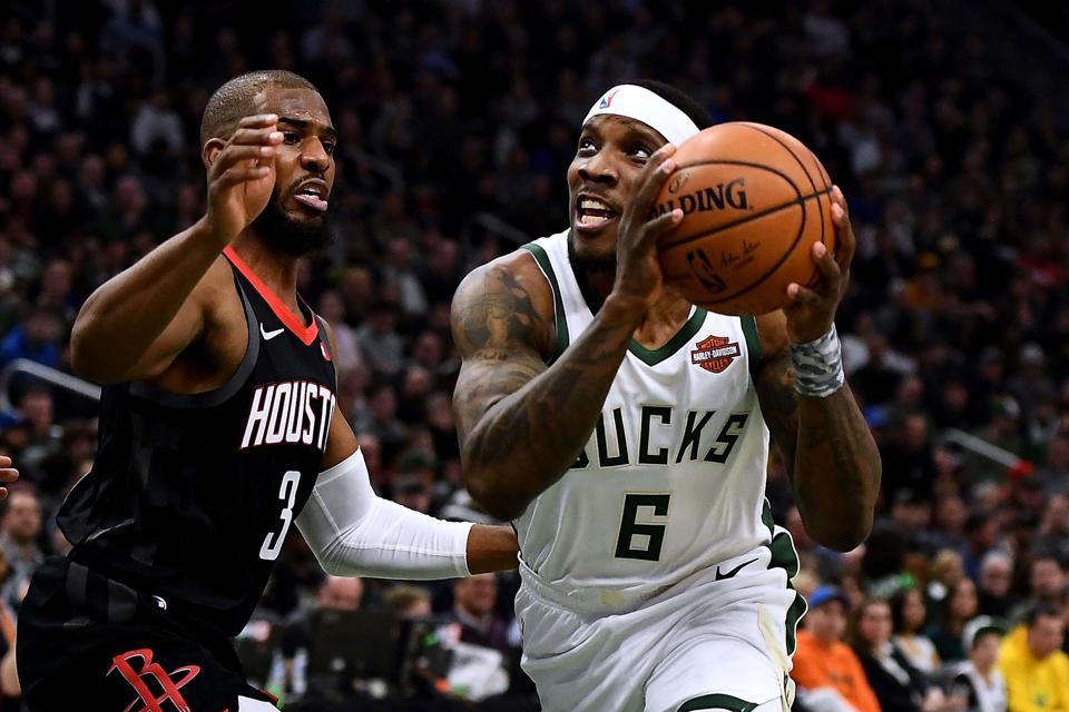Houston Rockets v Milwaukee Bucks