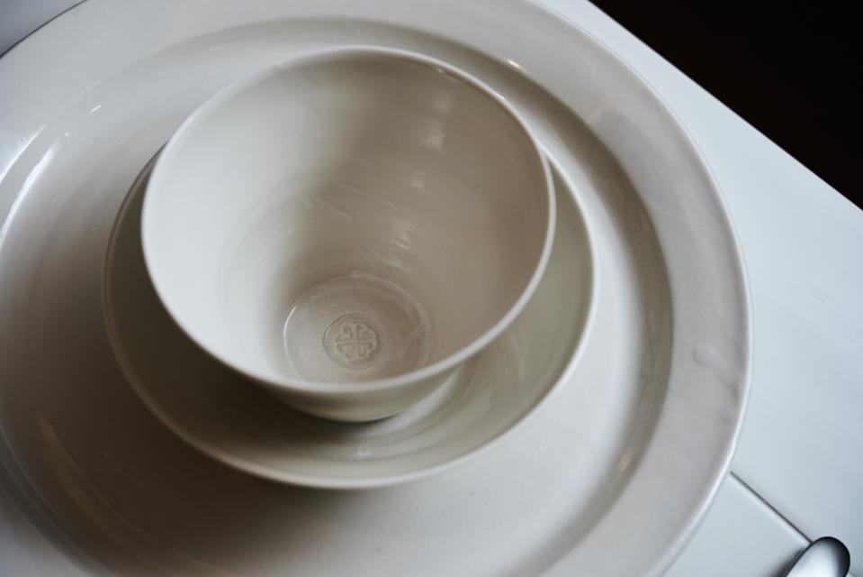 The Radnor tableware