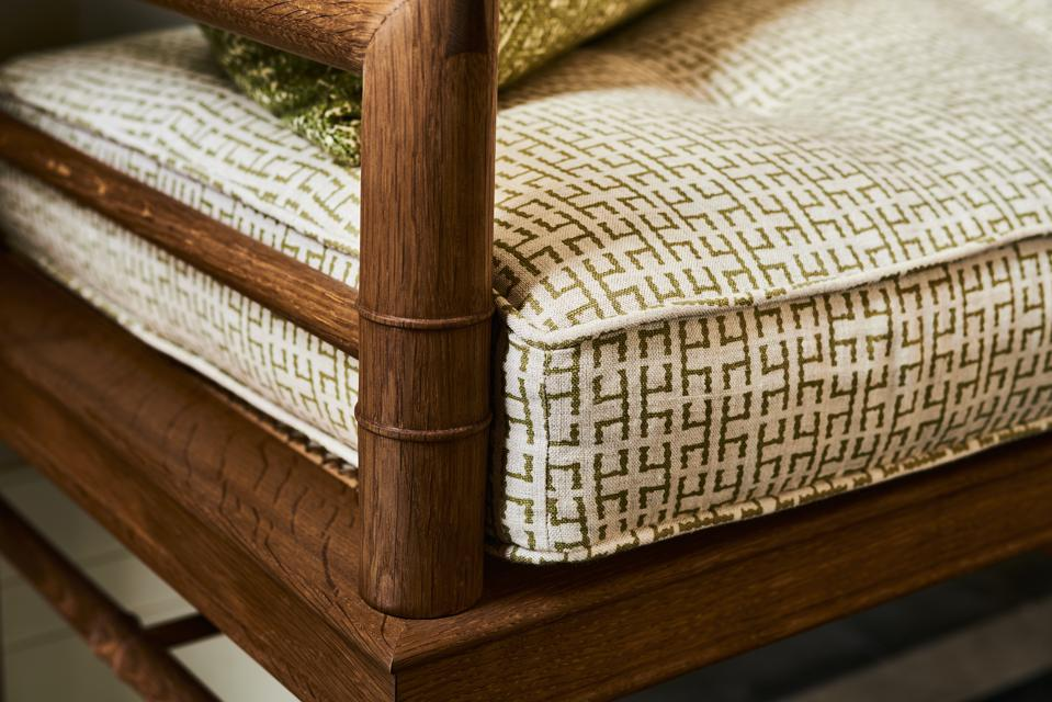 The Wren fabric