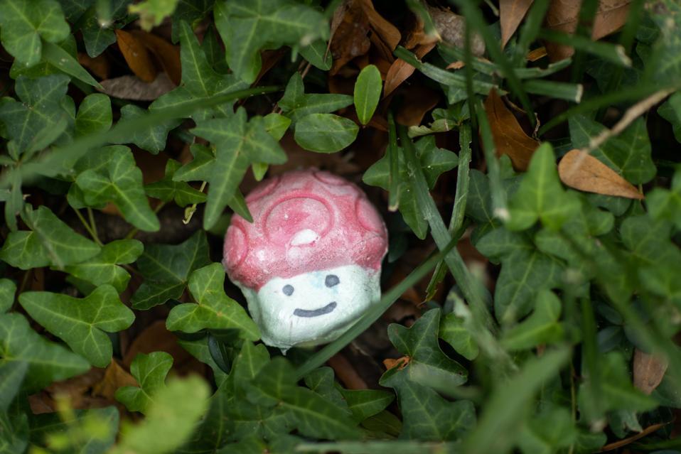 The NetZero mycelial orb.