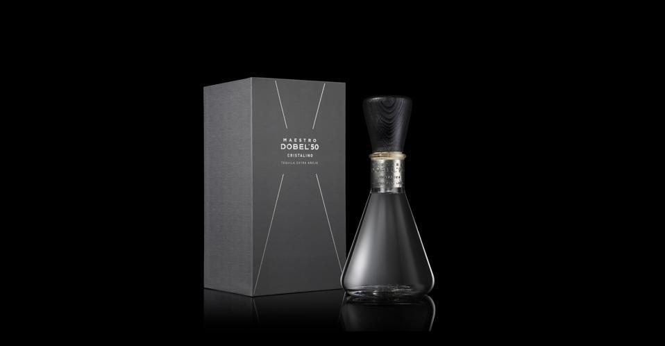 New bottle of Maestro Dobel 50