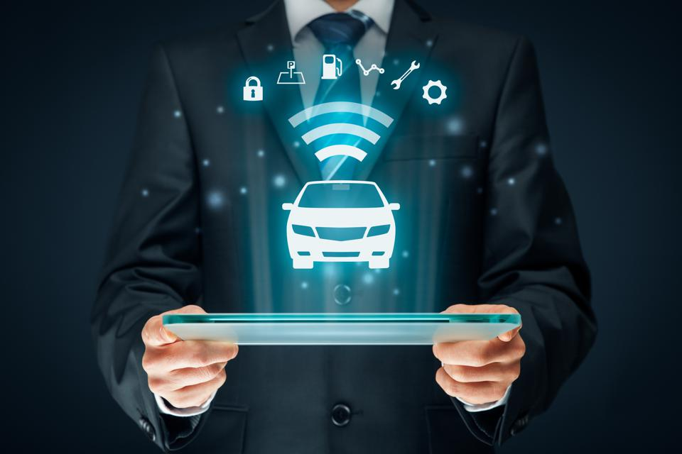 Automotive suppliers are acquiring startups to manage next generation processes that have transformed cars into what are essentially cloud-based systems.