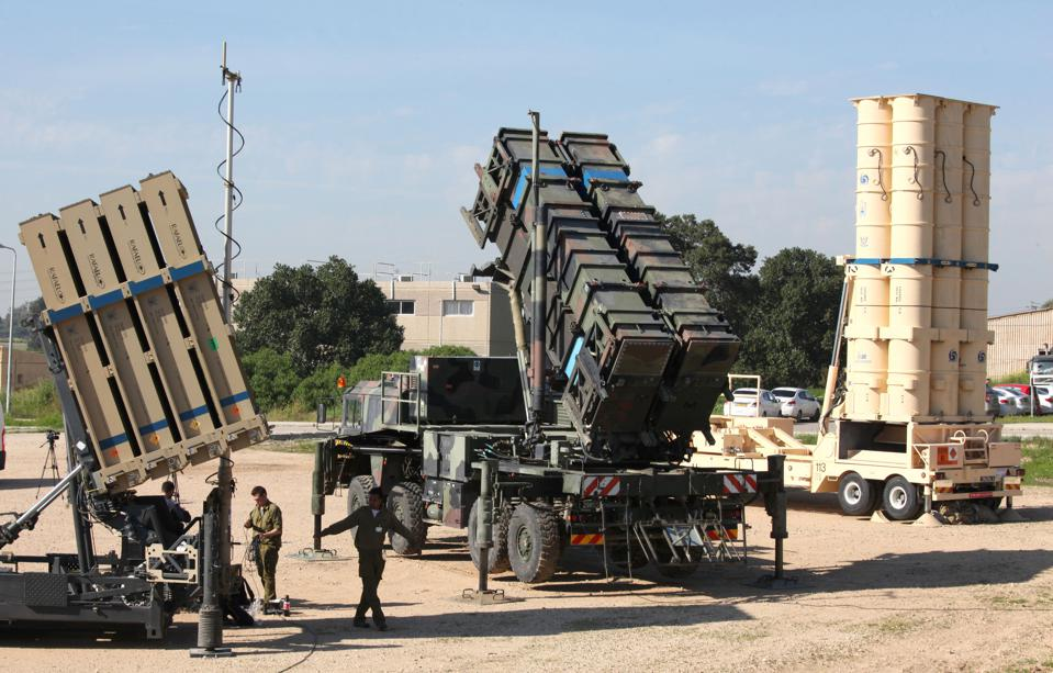 ISRAEL-USA-ARMY-DEFENSE