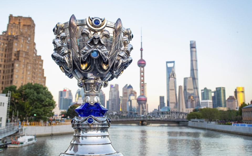 League of Legends Worlds 2020, Summoner's Cup.