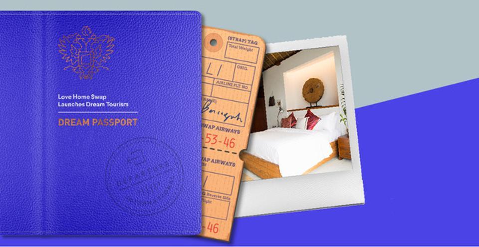 Love Home Swap dream passport