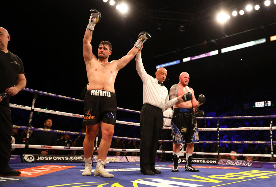 Kell Brook vs Mark DeLuca - WBO Intercontinental Super-Welterweight Title