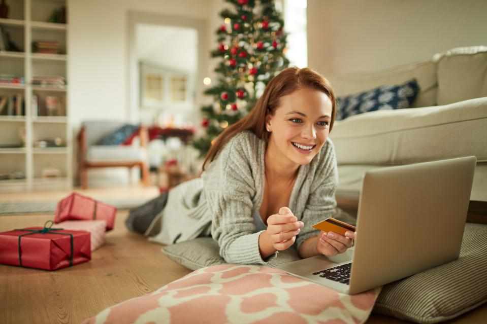 Online sales this Christmas season could skyrocket due to the pandemic