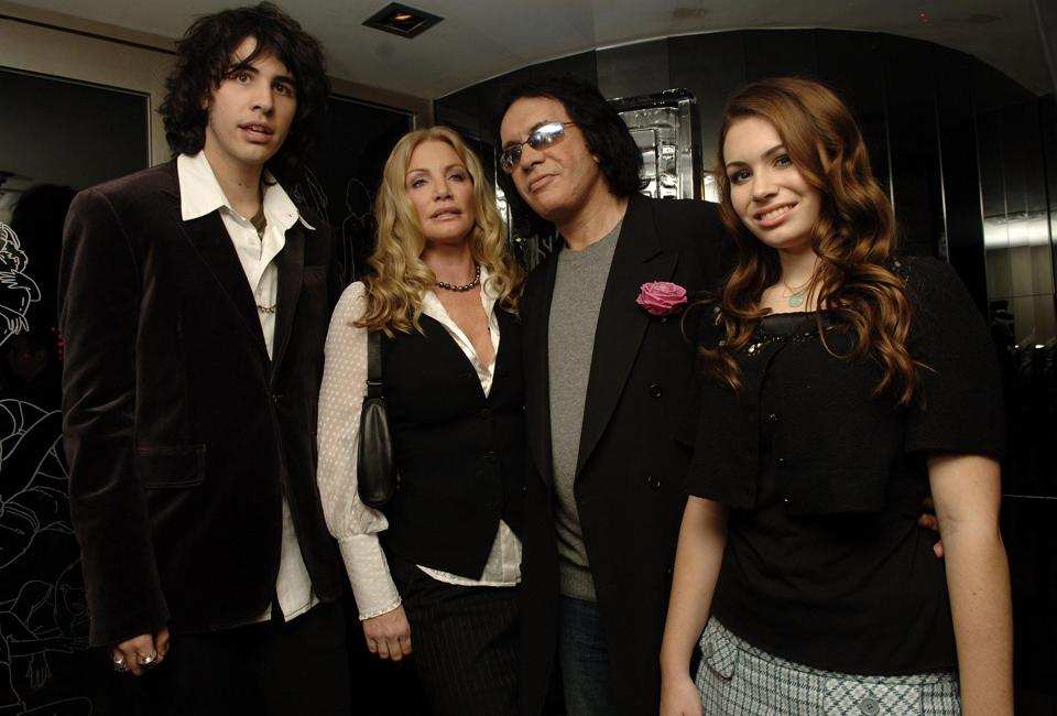 TV show 'Gene Simmons Family Jewels, family, London