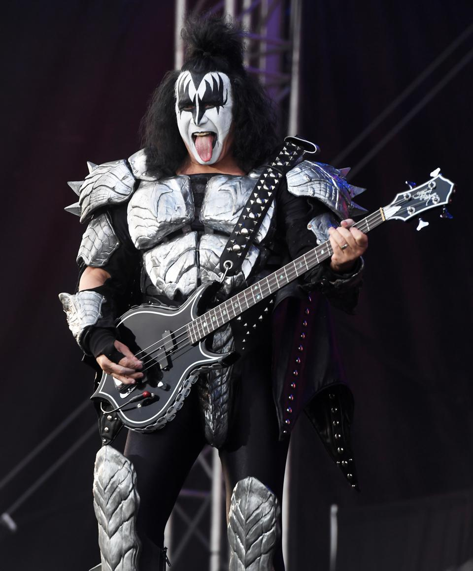 Gene Simmons, KISS, Norway, Tons of Rock 2019