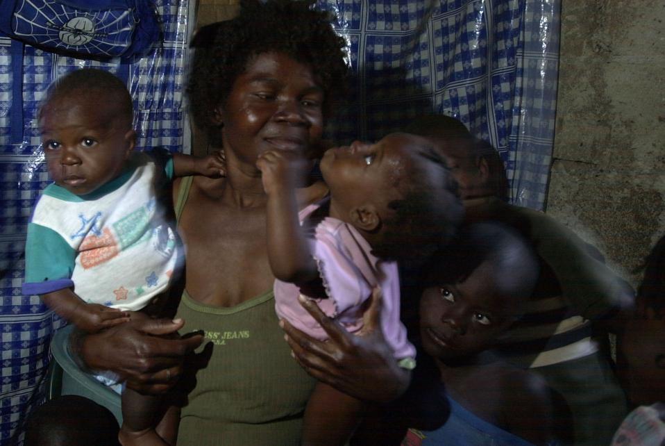 HAITI HUNGER CRISIS