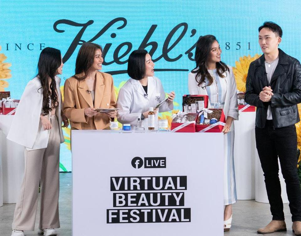 L'Oréal Luxe hosted its first-ever Virtual Beauty Festival in Malaysia on Facebook