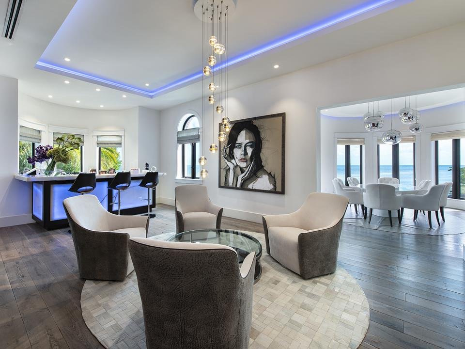 Tahiti Beach Island, Miami, Coral Gables, private beach, architect, Ramon Pacheco