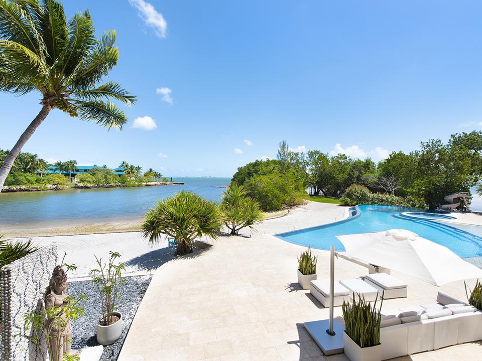 Tahiti Beach Island, Miami, Coral Gables, private beach, exclusive, beach, waterfront