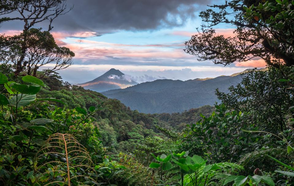 Arenal Volcano Costa Rica 5 beautiful places you can travel right now with no restrictions