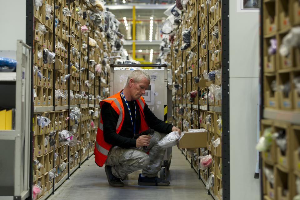 Distribution centres are set to be under intense pressure already this pre-Christmas peak,