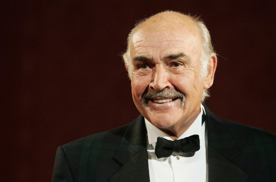 Marrakech Film Festival 2004 - Tribute to Sean Connery