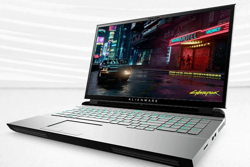 Alienware Area 51m R2 17-Inch Gaming Laptop