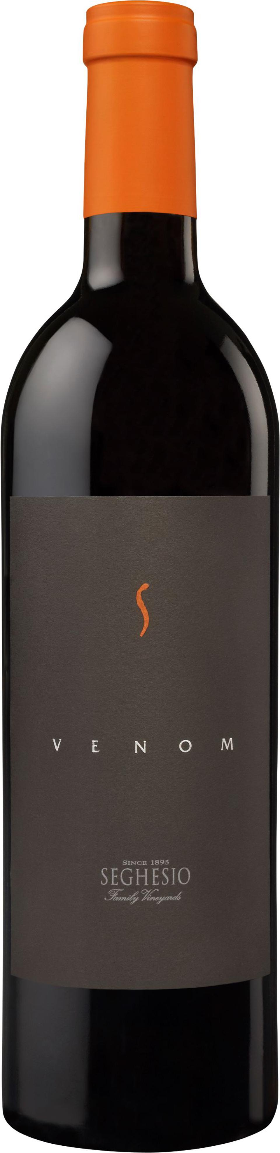 The name says it all: Venom, a spookily delicious wine.
