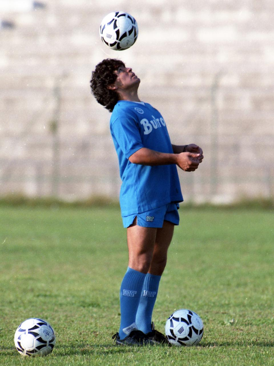 Napoli Training Session