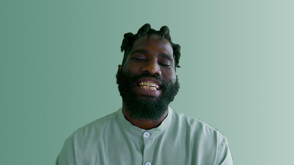 Photo of hip hop artist Toby Nwigwe
