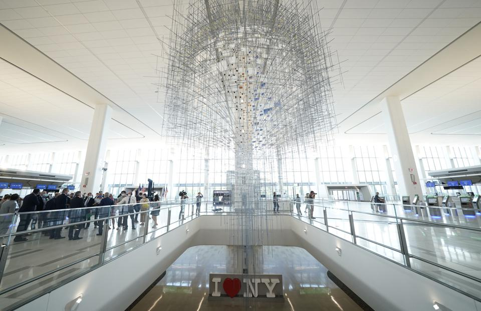 US-AVIATION-LAGUARDIA AIRPORT