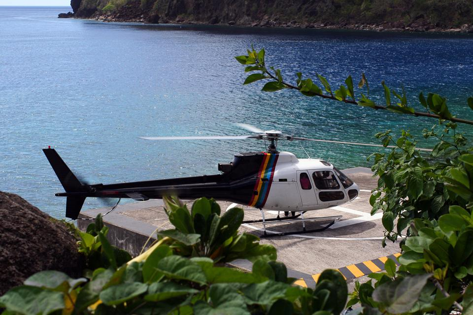 Helicopter st lucia citizenship