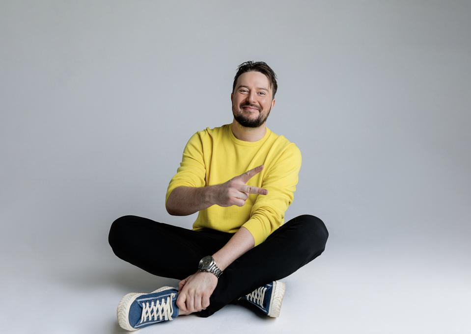 Maxim Miheyenko is the co-founder and COO of 5518 Studios // Foto assistant: Konstantin Zemskov // Style: Katya Troshko // Style assistant: Katya Verchenko // MUA & Hair: Kseniya Mishkina // Producer: Nickolay Gurov // Producer 5518: Elvina Antonova