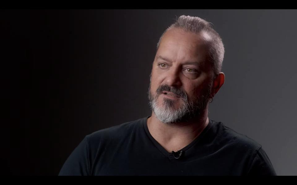 Former Blizzard VP Chris Metzen, seen here in the launch video for Warchief Gaming.