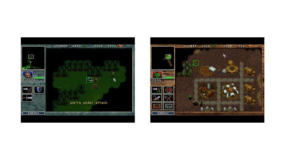 Warcraft II.