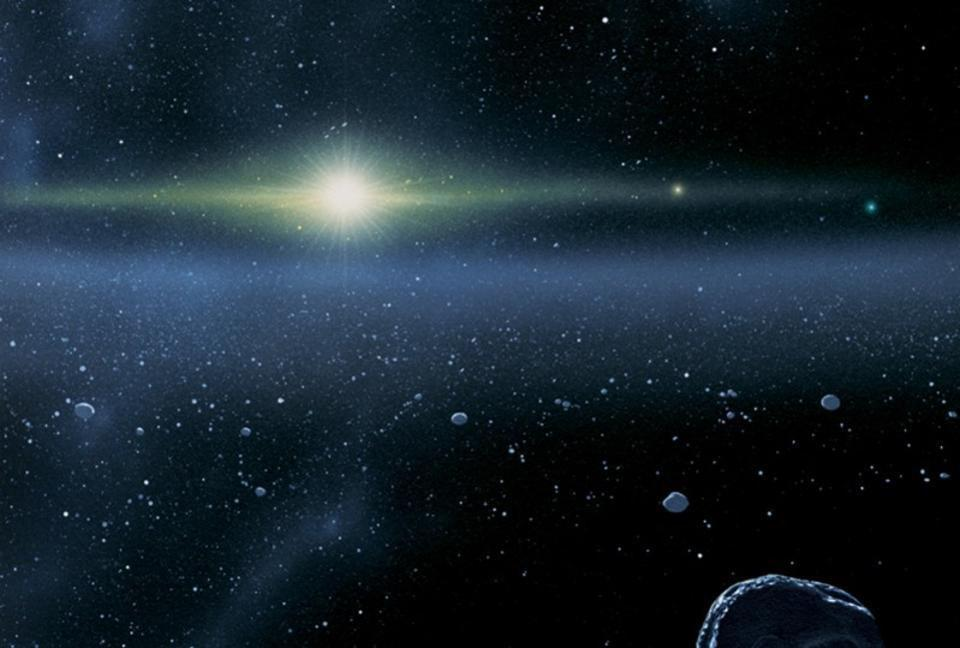 The Solar System's early days held much more plentiful objects than today's survivors.