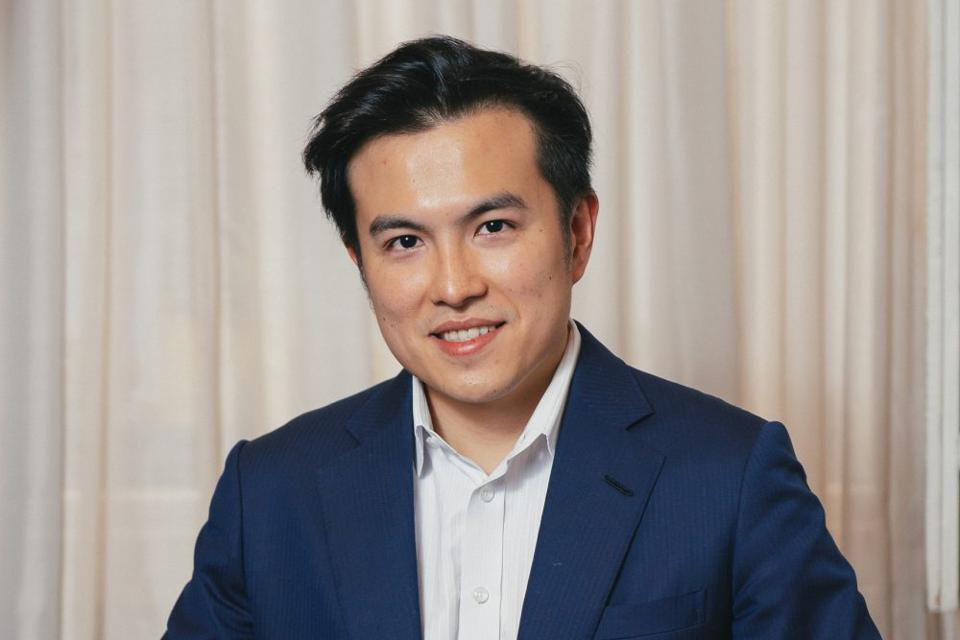 Tony Chen, founder and CEO of Fertifa