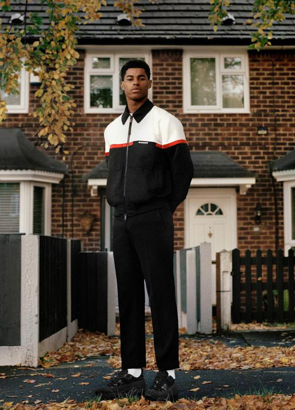 ″I've got a lot of belief in the young people of today,″ says Marcus Rashford MBE