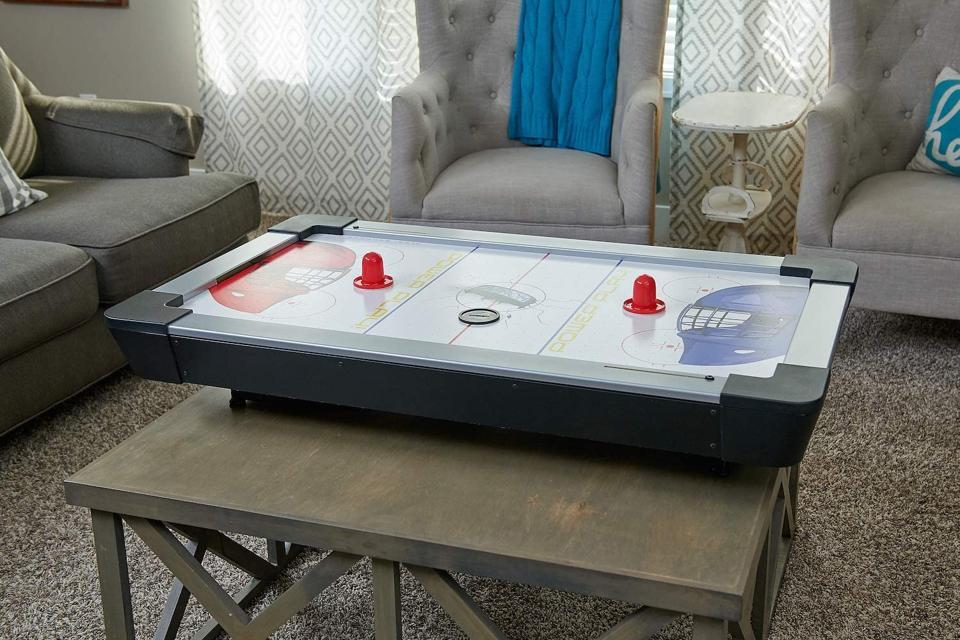 Carrom Power Play Tabletop AIr Hockey