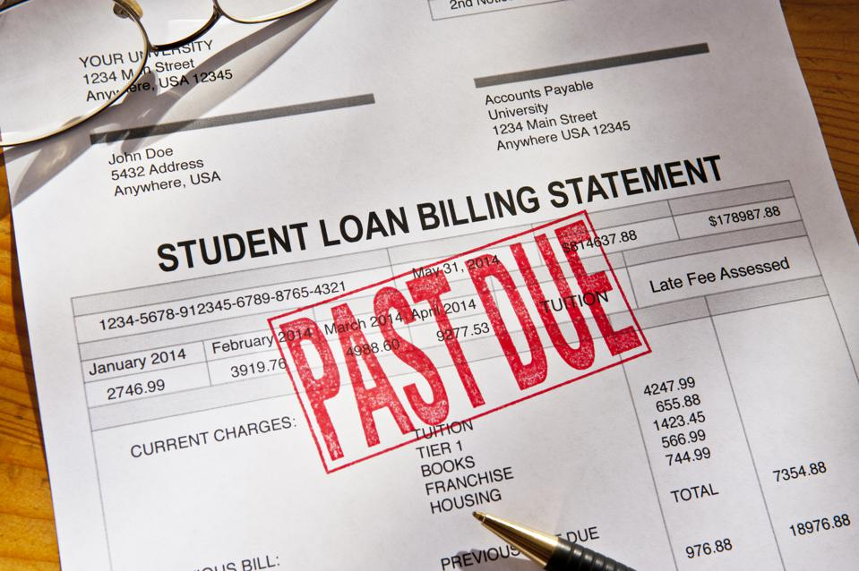What Happens When The Student Loan Payment Pause Ends?