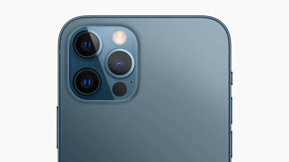 iPhone 12 Pro Max rear camera