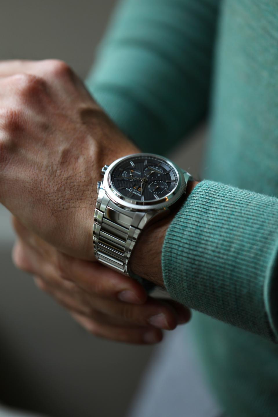 Parmigiani Fleurier-Tondagraph GT Steel on Bracelet