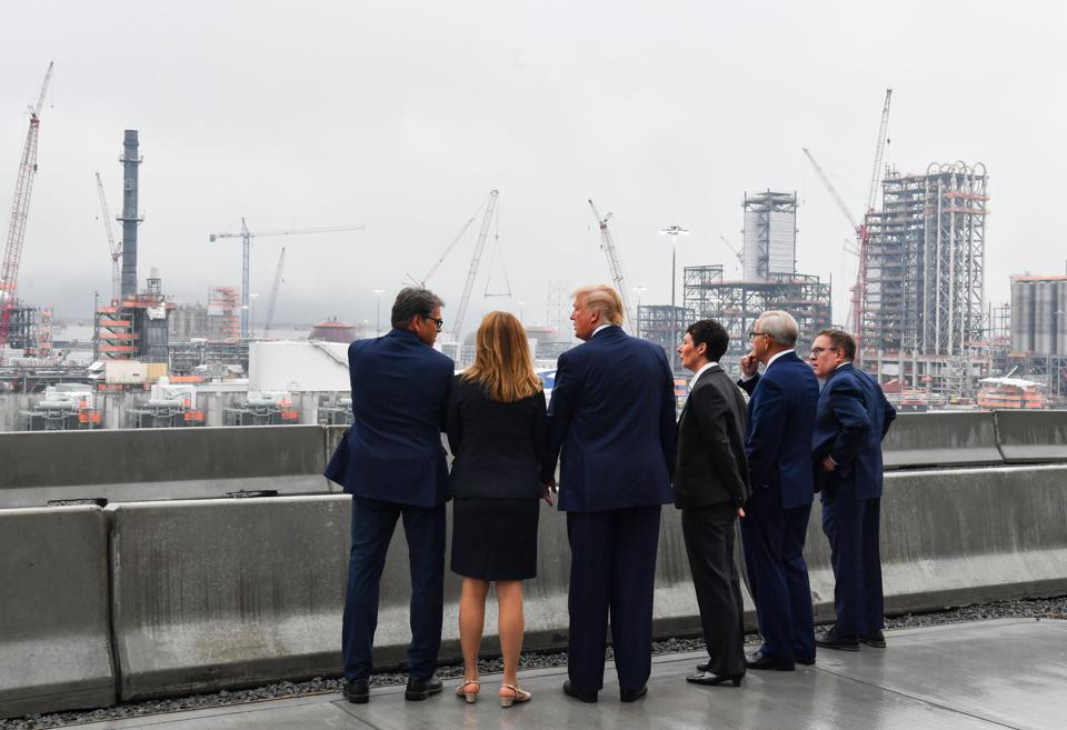 13 Aug 2019: Shell is building one of the largest virgin plastics and fuel oil petrochemicals plant in the world in Pennsylvania.