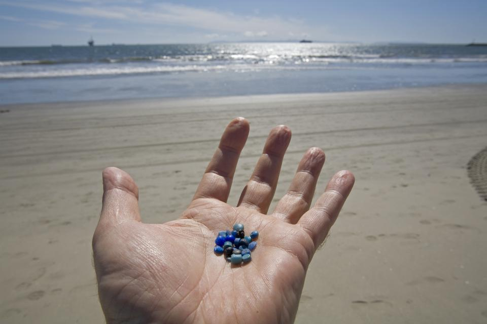 Plastic nurdles (typically less than 5 mm wide) have turned up on beaches and coastlines around the world and are particularly toxic to humans and marine life.