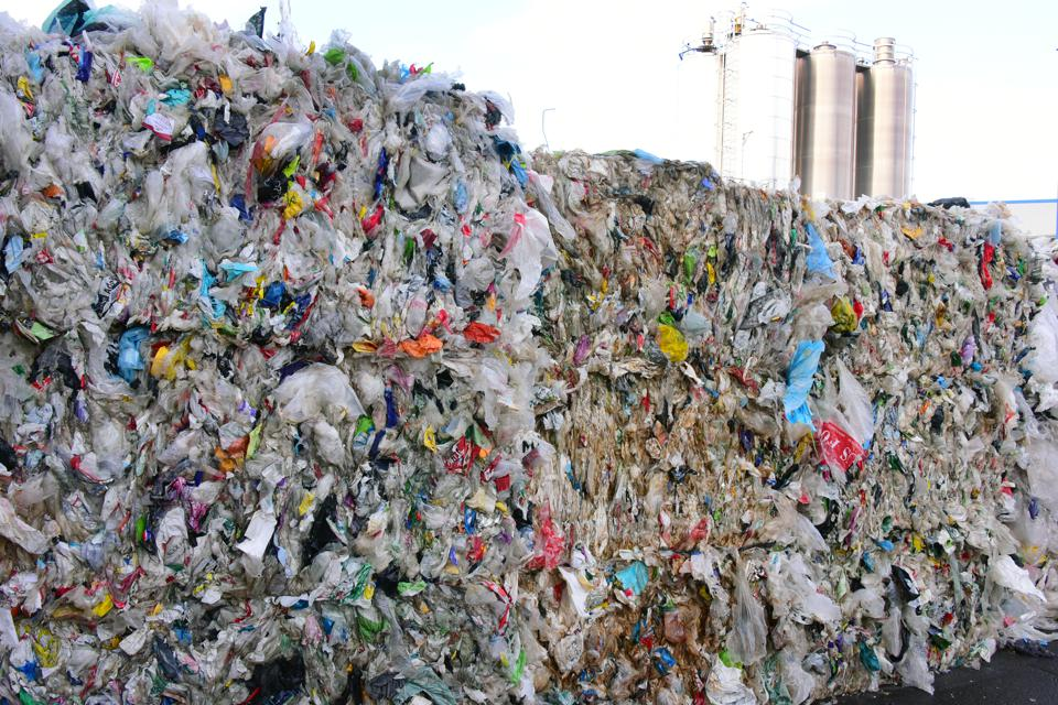04 February 2020, There is a growing plastics problem around the world as countries like China and Malaysia refuse to accept Europe and the US recycled plastics trash any more in recent years.