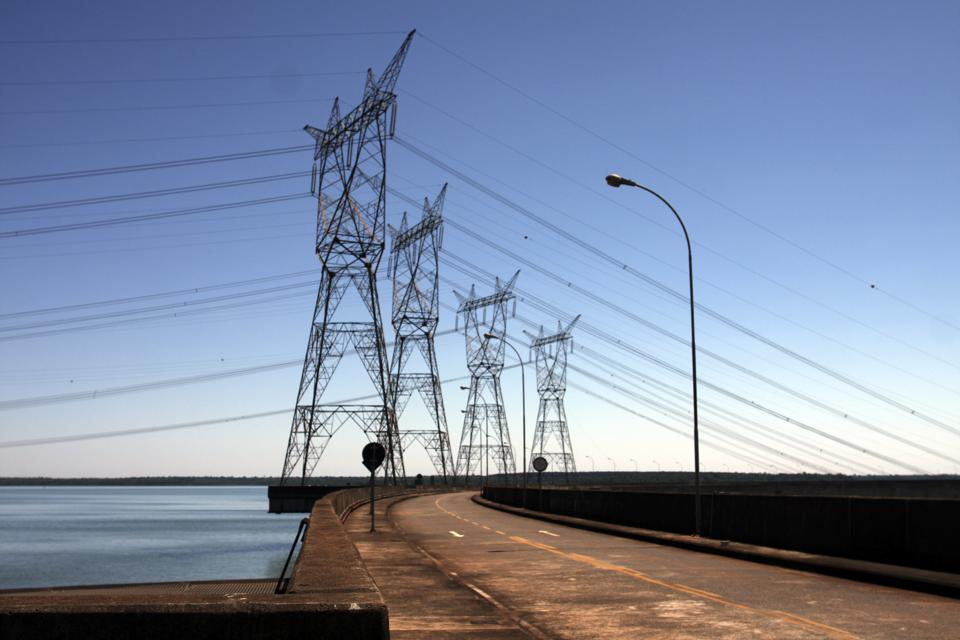 Inside The Itaipu Dam, The World's Largest Hydroelectric Facility