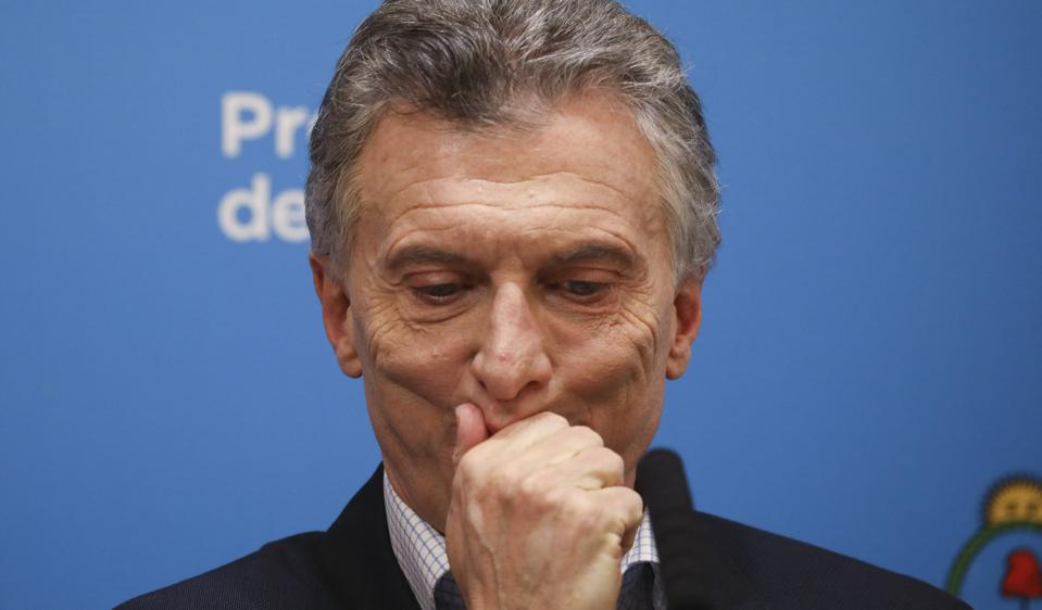 Argentina Primary Elections