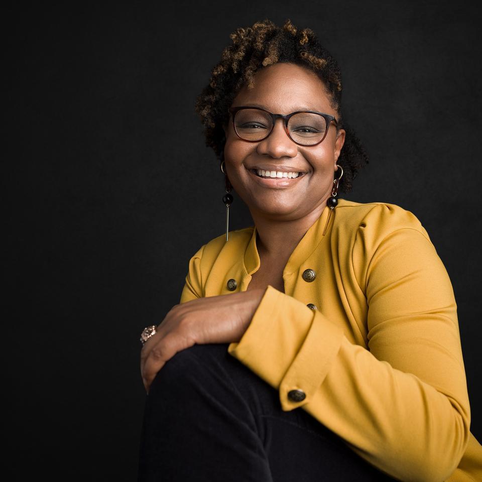 Rashida Hodge for Forbes