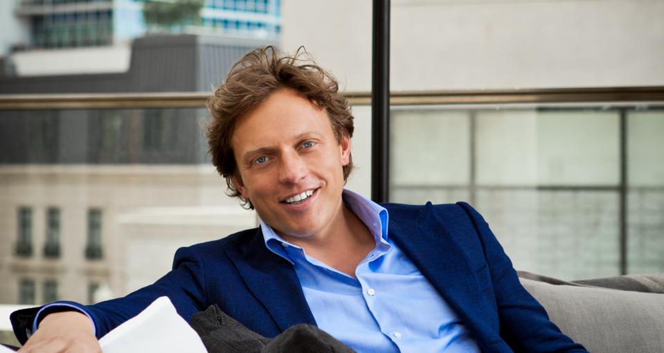 Suitsupply  CEO & Founder Fokke de Jong
