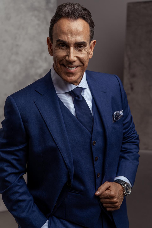 Suitsupply. Wardrobe Styling: Jeffrey Ampratwum, Grooming: Stetson Bryan